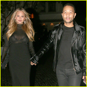 Chrissy Teigen Took An Embarrassing Fall & Tweeted About It!