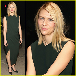 Claire Danes Sits Front Row at Narciso Rodriguez NYFW 2016!