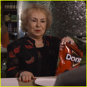 Doritos Super Bowl Commercial 2016: Doris Roberts Gets Swiped Right