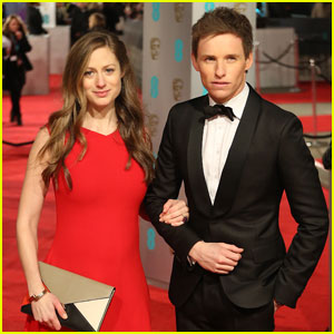 Eddie Redmayne & Wife Hannah Go Glam for BAFTAs 2016