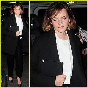 Emma Watson Realized She's Very Much Like Hermione