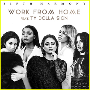 Fifth Harmony Drop 'Work From Home' Music Video feat. Ty Dolla $ign - Watch Now!