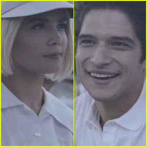 Halsey Releases 'Colors' Music Video Starring Tyler Posey