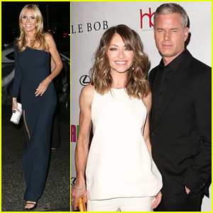 Heidi Klum, Rebecca Gayheart & Eric Dane Celebrate At Hollywood Beauty Awards 2016!