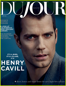 Henry Cavill on Childhood Bullying: Kids Called Me 'Fat Cavill, I Was a Prime Target'