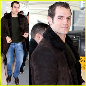 Henry Cavill Explains What It's Like to Be British & Play Superman