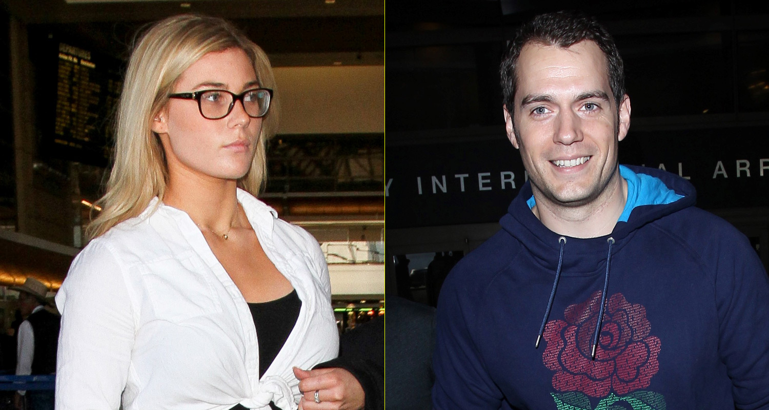 Henry cavill dating young girl