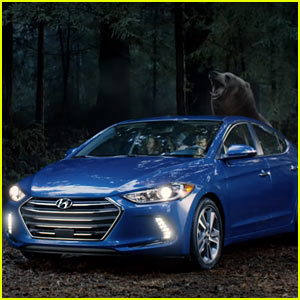 Hyundai Super Bowl Commercial 2016: Bear Chase Scene! (Video)