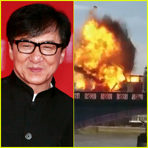 Jackie Chan Movie Explodes London Bus, Scares Locals (Video)