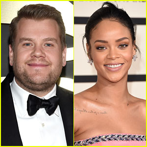 James Corden Explains Rihanna's Canceled Grammys 2016 Performance