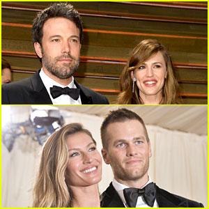 Jennifer Garner & Ben Affleck Are Vacationing with Gisele Bundchen & Tom Brady in Montana!