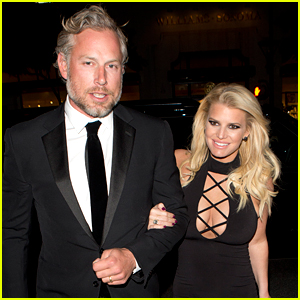 Jessica Simpson Shows Off Her Assets for Date Night with Eric Johnson