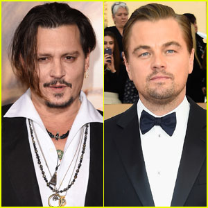 Johnny Depp Says He 'Tortured' Leonardo DiCaprio During 'What's Eating Gilbert Grape' Filming