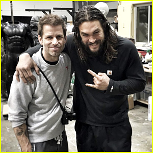 'Justice League' Sets Production Start Date, Zack Snyder Teases Superhero Costumes!