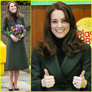 Kate Middleton Brings Mental Health Discussion To Wester Hailes Education Centre!