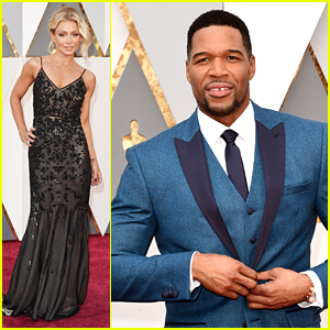 Kelly Ripa & Michael Strahan to Host After Oscars 2016 Show for 5th Year