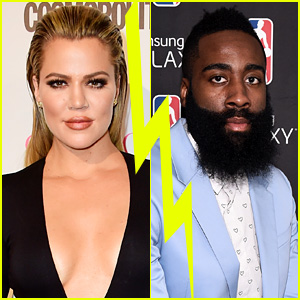 Khloe Kardashian & James Harden Split