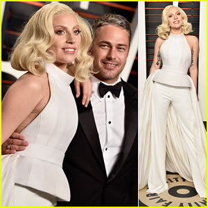 Lady Gaga Praises Fiance Taylor Kinney For Standing By Her Side At Oscars 2016!