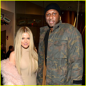Lamar Odom Makes First Public Appearance Since Hospitalization at Yeezy Season 3 Show