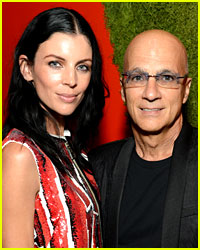 Liberty Ross & Jimmy Iovine Celebrate Wedding with Star-Studded Valentine's Day Party!