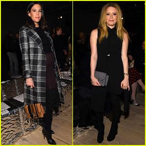 Liv Tyler & Natasha Lyonne Grab Front Row Seats During NYFW!