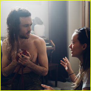 Olivia Wilde Directing Edward Sharpe's 'No Love Like Yours' Video - Exclusive Picture