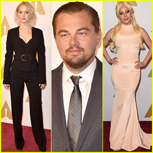 Academy Awards Nominee Luncheon 2016 - Full Event Coverage!