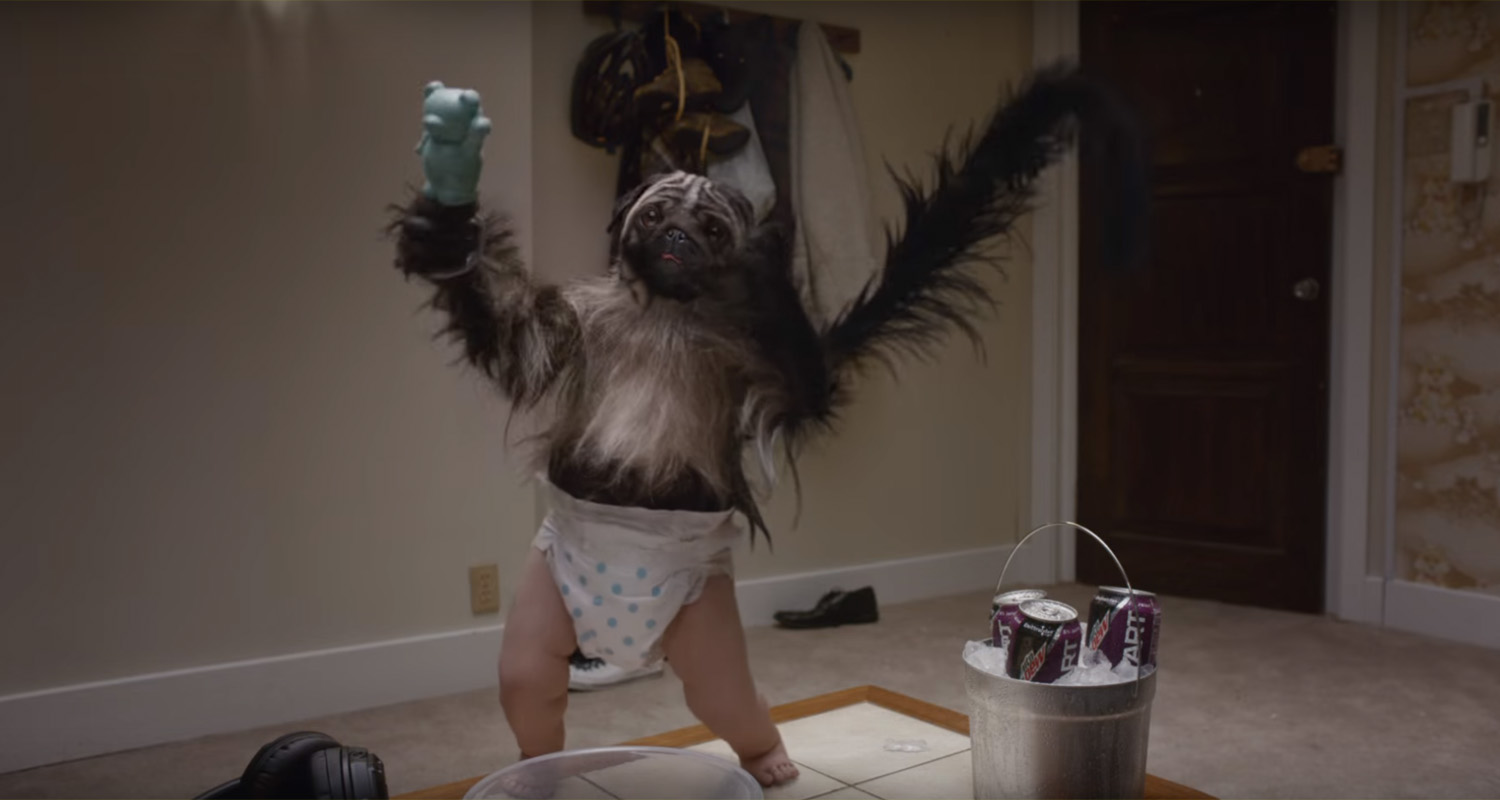 Why Were the Super Bowl Commercials So Damn Creepy This