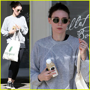 Rooney Mara Hasn't Tried On Any Oscars Dresses Yet
