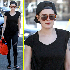Rumer Willis Is 'Stoked to Age' For This Sweet Reason!