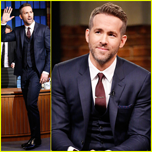 Ryan Reynolds Reveals He Played 'Let's Get It On' While Blake Lively Was in Labor!