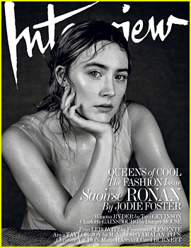 Saoirse Ronan on Her Eyes: 'My Eyes Became A Huge Part of How I Communicate On-Screen'