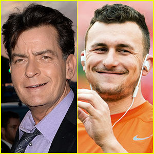 Even Charlie Sheen is Worried About Johnny Manziel