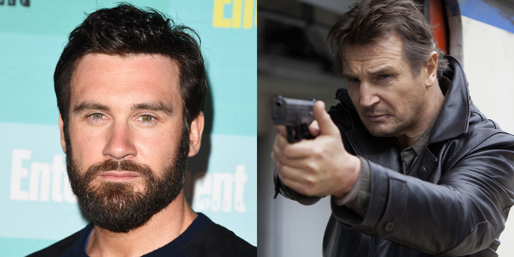Clive Standen to Play Liam Neeson's Role in 'Taken' Prequel