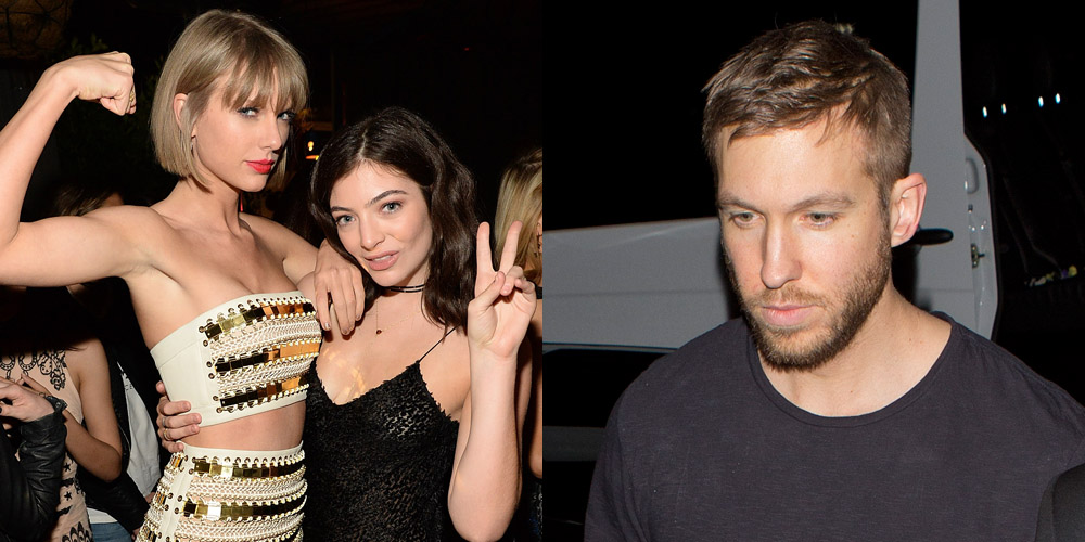lorde and taylor swift dating list