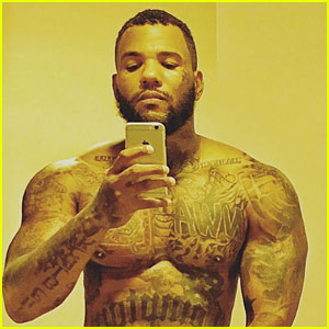 The Game Keeps Showing His Giant Package on Instagram (NSFW Photo)