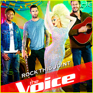 'The Voice' Judges 2016: Meet Season 10's Coaches!