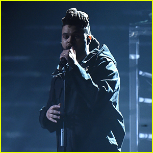 The Weeknd Performs 'The Hills' at BRIT Awards 2016 - WATCH NOW!