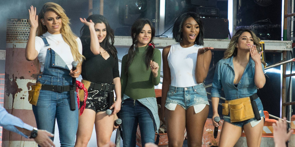Fifth Harmony Live Work From Home