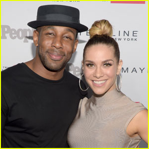 Dancers Allison Holker & Stephen 'tWitch' Boss Welcome Son