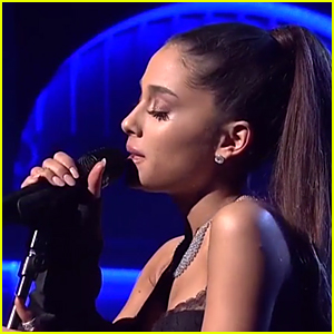 Ariana Grande Performs 'Dangerous Woman' on 'SNL' - Watch Now!