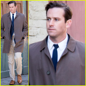 Armie Hammer Gushes Over Wife Elizabeth in Adorable Mothering Sunday Post