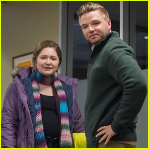 'Shameless' Exclusive: Get the First Look at Brett Davern's Larry!