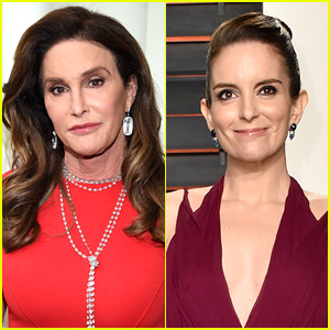 Caitlyn Jenner Responds to Tina Fey's Oscar Party Comment