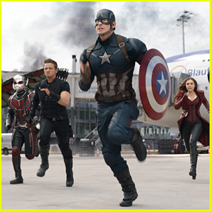 'Captain America: Civil War' International Trailer Drops, Features New Footage - Watch Now!