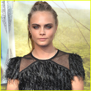 Cara Delevingne Opens Up About Moving on From Mistakes