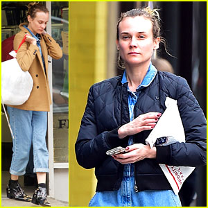 Diane Kruger Realized Her Best Role in Life Is Herself