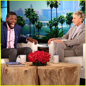 Ellen DeGeneres Surprises Terminally Ill Comedian Quincy Jones with HBO Special!