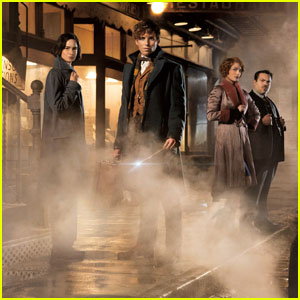 J.K. Rowling Confirms 'Fantastic Beasts & Where To Find Them' Will Be a Trilogy!