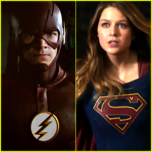'Flash' & 'Supergirl' Crossover Episode First Teaser Revealed - Watch Now!